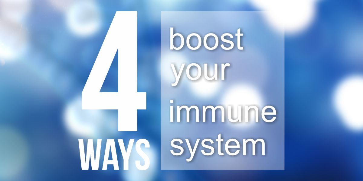 easy ways, boost, immune system, naturally
