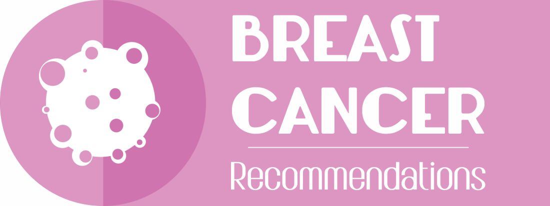 Breast Cancer – Recommendations and Prevention