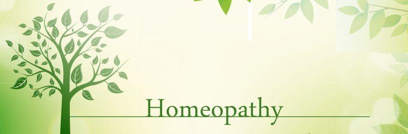 Homeopathy Natural Medicine