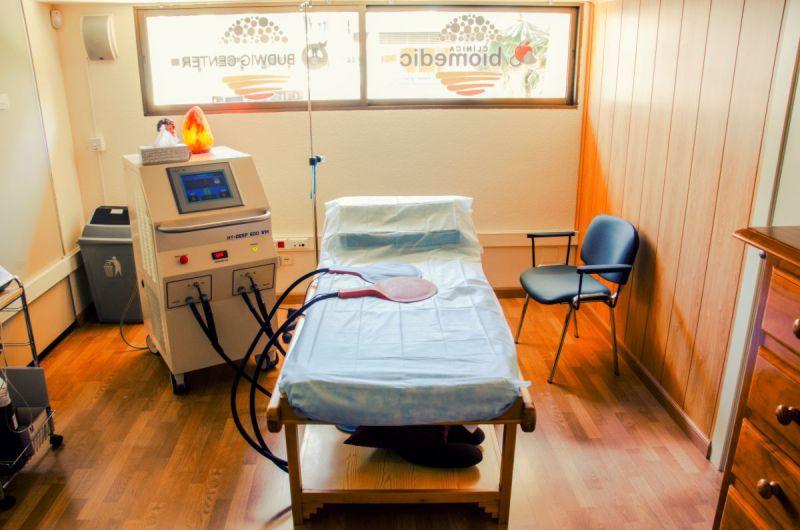 johanna budwig, hyperthermia, cancer, Oncological clinic