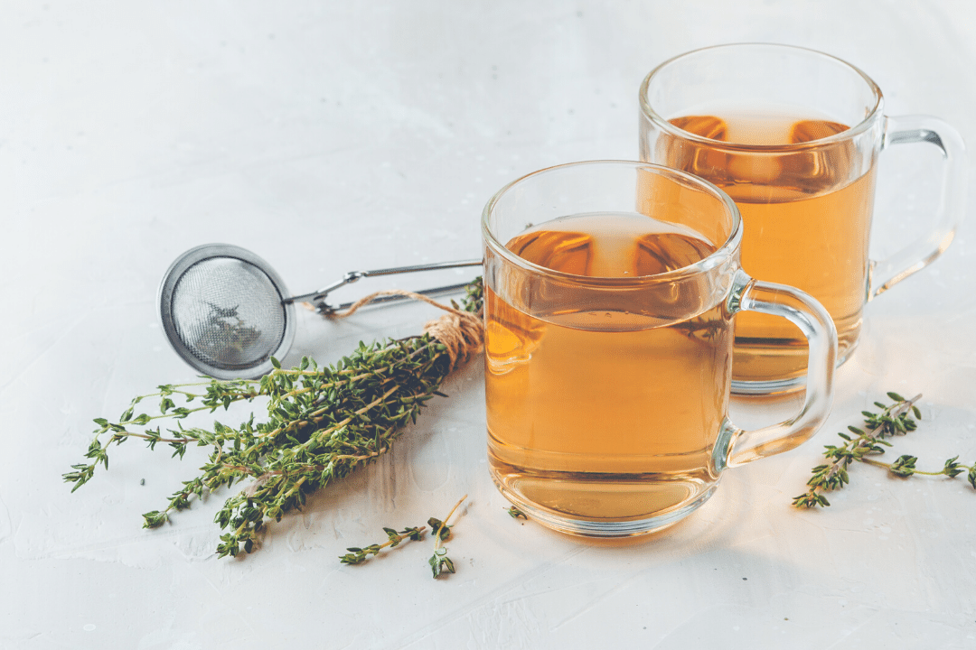 What Kind of Teas Can We Drink on The Budwig Diet?