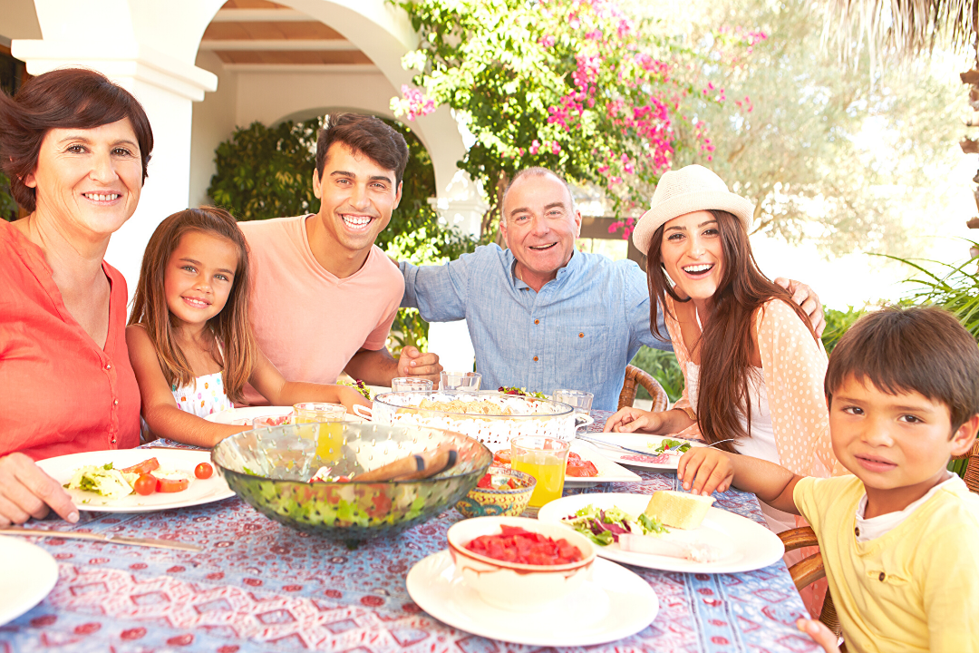 The Incredible Benefits Of The Mediterranean Diet