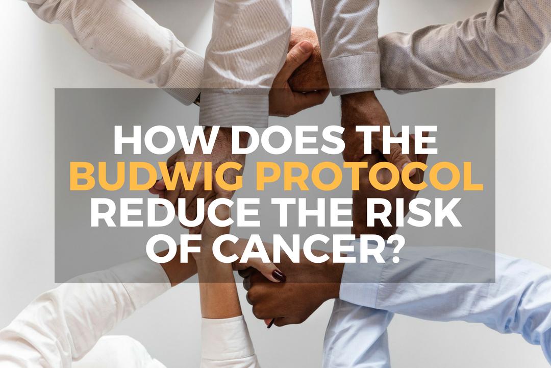 Comment le protocole Budwig réduit-il le risque de cancer ?