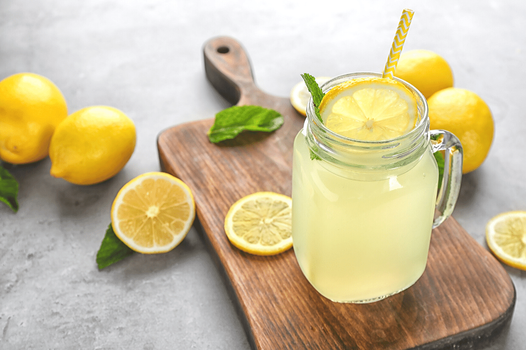 The Amazing Health Benefits Of Raw Lemon Juice