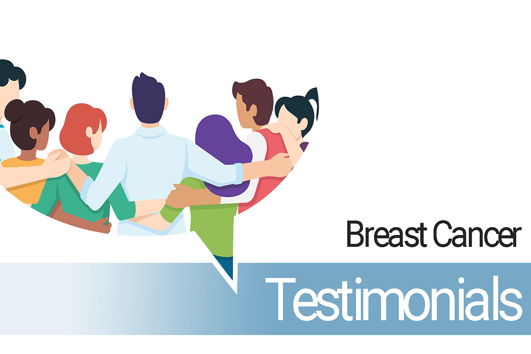 breast cancer testimonials
