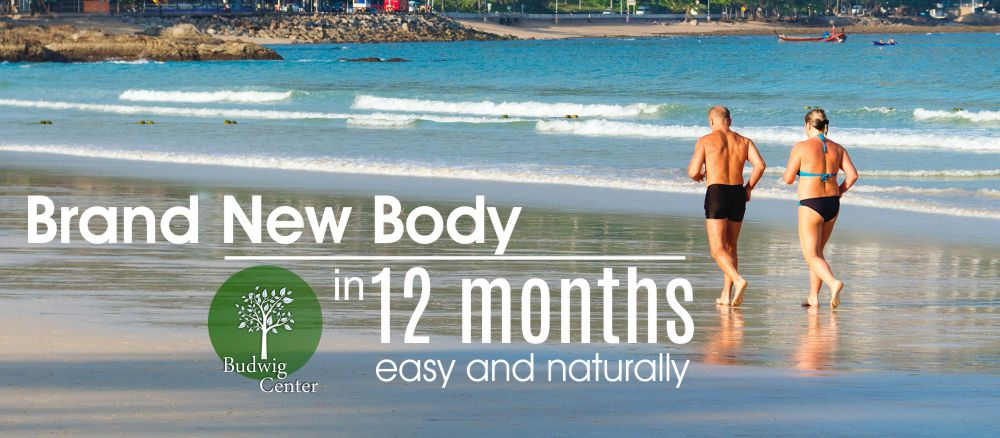 How To Build A Brand New Body In Just 12 Months