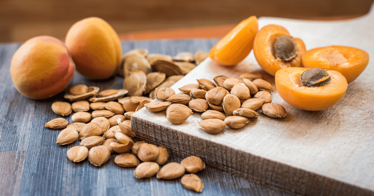 Apricot Seeds & The Budwig Diet