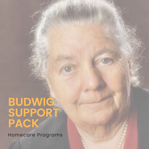 Dr Budwig Support Pack