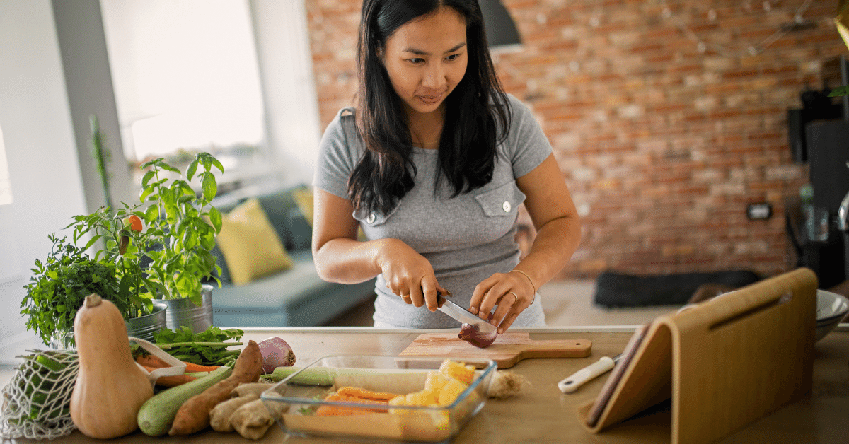 Making Healthy Meals – How to Get Into the Routine